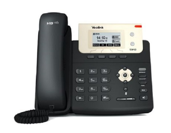 Yealink T21pe2 Enterprise Hd Ip Phone Entry-level Ip Phone With 2 Lines (SIP-T21P E2)