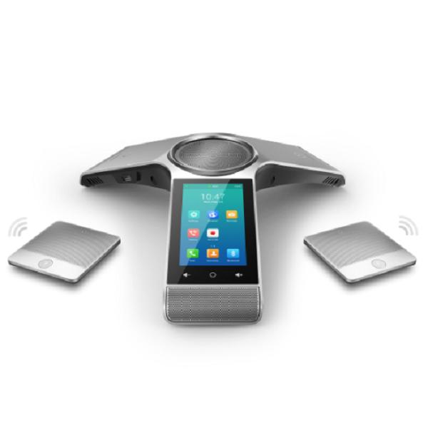 Yealink Cp960wm Optima Hd Ip Conference Phone Optima Hd Voice Full Duplex (CP960-WirelessMic)
