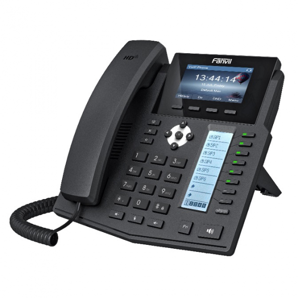 Fanvil Enterprise Ip Phone - 3.5' Colour Screen 16 Lines 40 X Dss Button (X5S)
