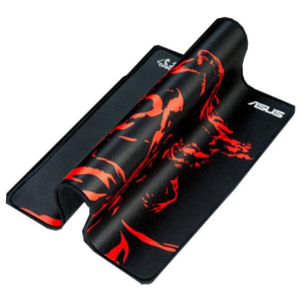 Asus Cerberus Mat Gaming Mouse Pad - Red  (CERBERUS MAT MINI/RED)