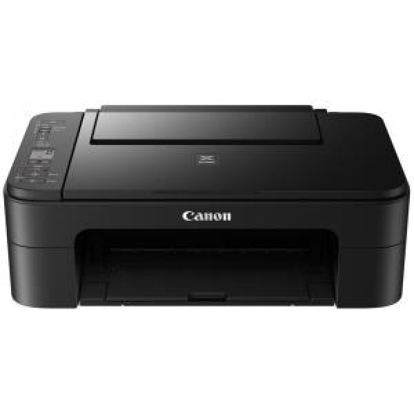 Canon Pixma Home All-In-One Printer Black (TS3160)
