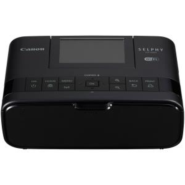Canon Selphy Cp1300 Black Photo Printer (CP1300BK)