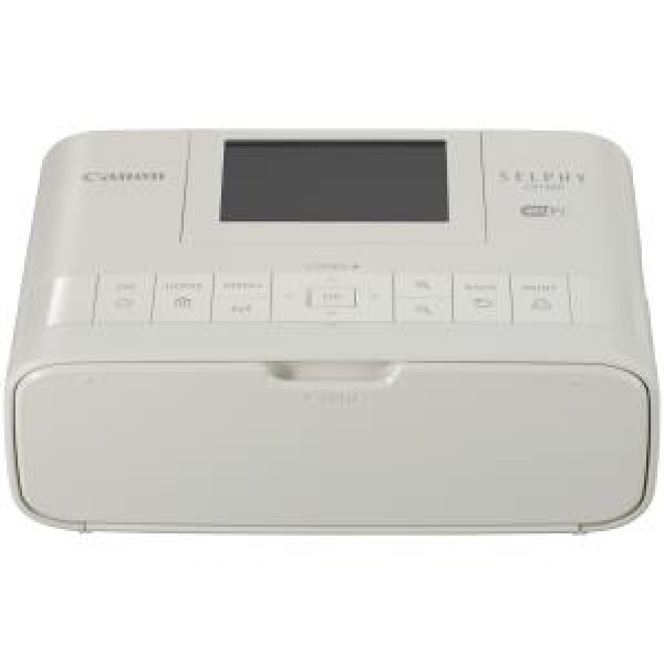 Canon Selphy Cp1300 White Photo Printer (CP1300WH)
