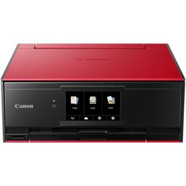 Canon Pixma Home All In One Printer Red. (TS9160R)