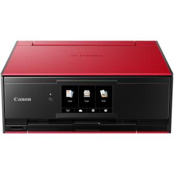 Canon Pixma Home All In One Printer Red. (TS9160R)