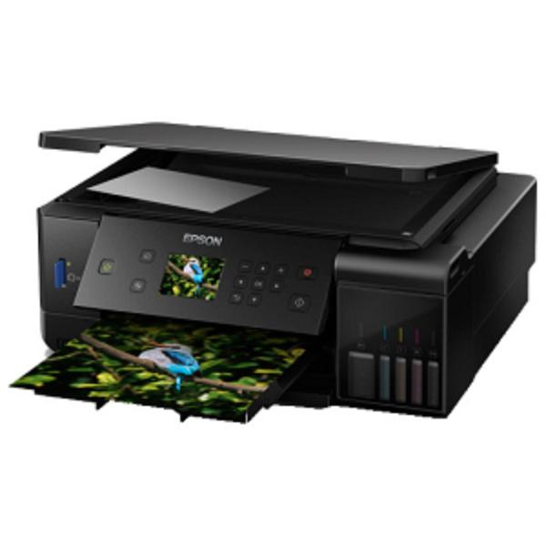 Epson Ecotank Expression Premium Et-7700 Printer (C11CG15501)