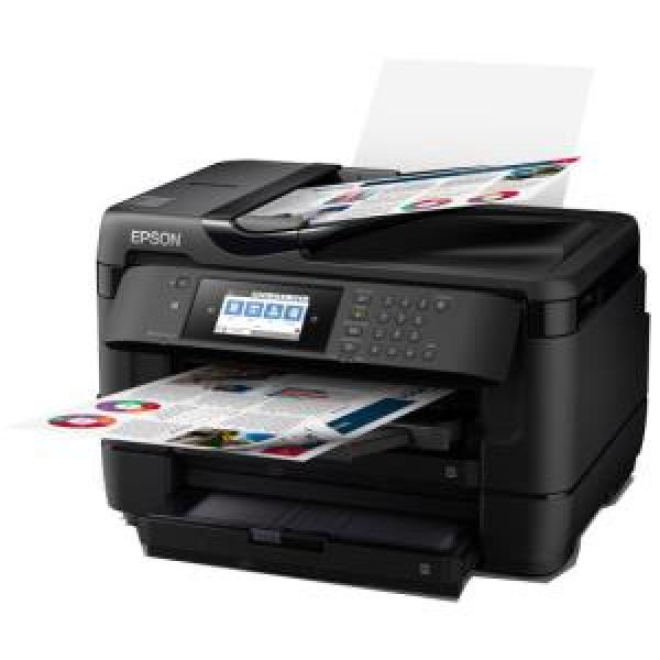 Epson Workforce Wf-7725 Printer (C11CG37504)
