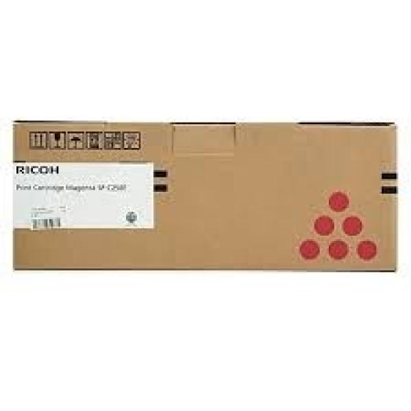 RICOH Print Cartridge Magenta Sp C250s Spc250dn 407549