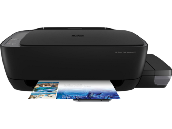 Hp Smart Tank Wireless 450 All-in-one (Z6Z96A)