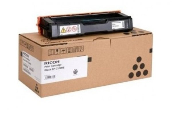 RICOH Print Cartridge Black Sp C252hs Spc252dn 407720