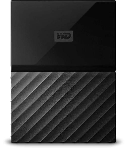Western Digital My Passport 4tb Usb3.0 Portable Hard Drive- Black (WDBYFT0040BBK)