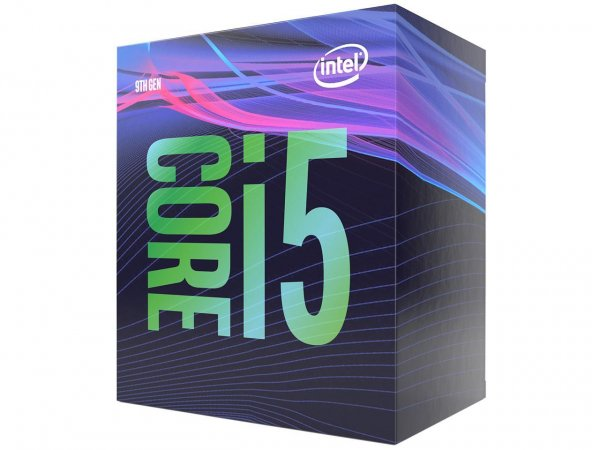 Intel Core I5-9600 Coffee Lake Processor (9m Cache Up To 4.60 Ghz) (BX80684I59600)
