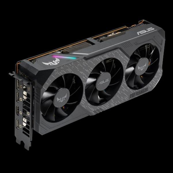 Asus Radeon Rx 5700 Tuf Gaming X3 Oc Edition 8gb  (TUF 3-RX5700-O8G-GAMING)
