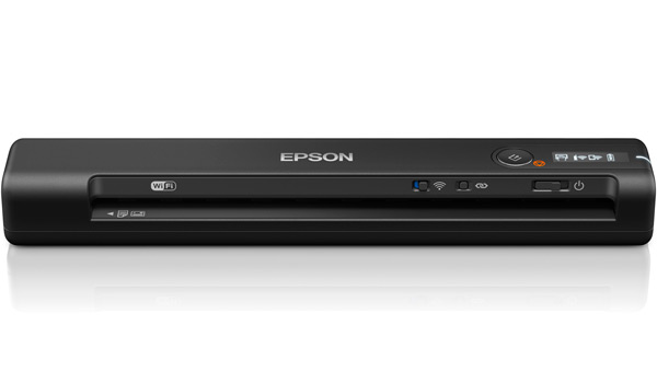 Epson Workforce Es-60w Scanner (B11B253501)