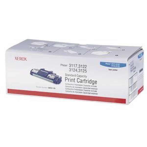 Fuji Xerox Black Toner Cartridge (106r01159) (CWAA0759)