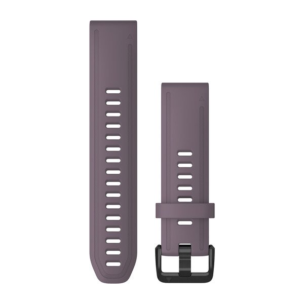 Garmin Quickfit 20 Watch Bands Purple Storm Silicone (010-12871-00)