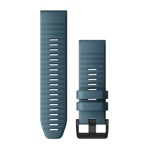 Garmin Quickfit 26 Watch Bands Lakeside Blue Silicone (010-12864-03)