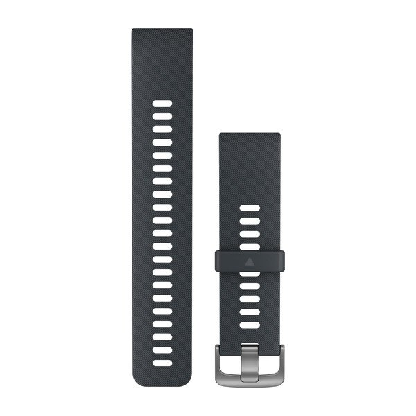 Garmin Replacement Watch Band Granite Blue Silicone (010-12795-00)