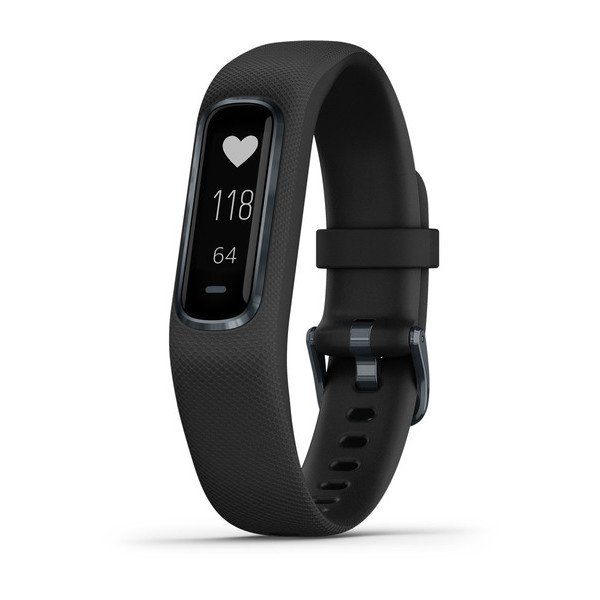 Garmin Vivosmart 4 Small/medium Black With Midnight Hardware (010-01995-10)