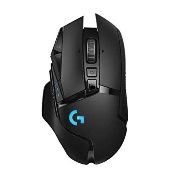 Logitech G502 Lightspeed Usb Wireless Gaming Mouse (910-005569)