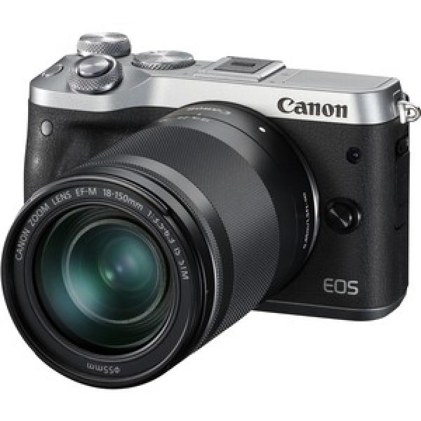 Canon Eos M6 Super Kit W/ef-m18-150st (M6SKS)