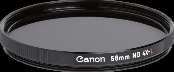 Canon Neutral Density Fltr 58mm Nd-4l (58ND-4L)