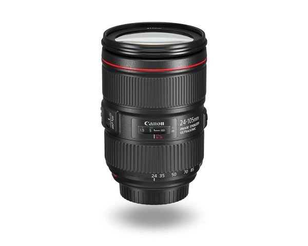 Canon Ef24-105mm F/4l Is Ii Usm Lens (EF24-105LISII)