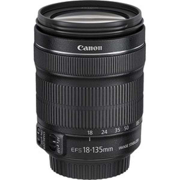 Canon Zoom Lens Ef-s18-135mm (EFS18-135ISU)