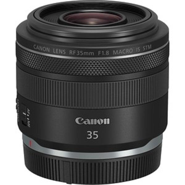 Canon Rf 35mm F1.8 Stm Mac Lens Eos R (RF3518ST)