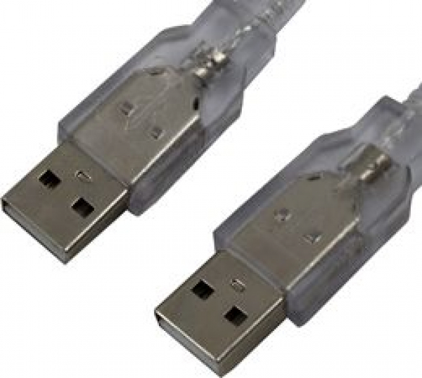 CABAC  2m Usb 2.0 Cable A(m) To A(m) Use To 40USB2AA2-BK