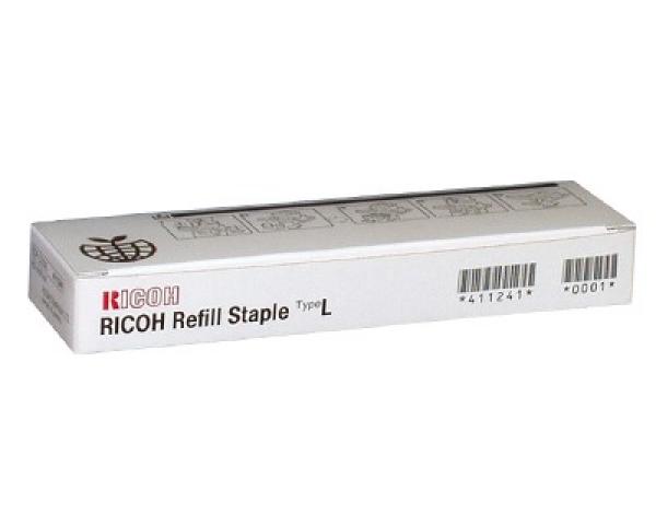 RICOH Refill Staple Type L Staple Supply Sr3110 411241