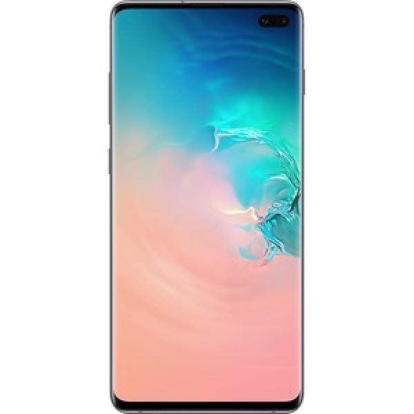 Samsung Galaxy S10+ 128 GB White (SM-G975FZWAXSA)