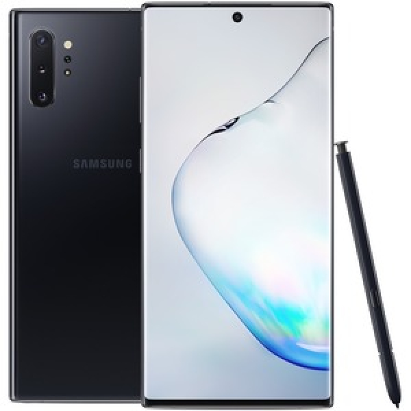 Samsung Galaxy Note 10+ Aura Black 256gb (SM-N975FZKDXSA)