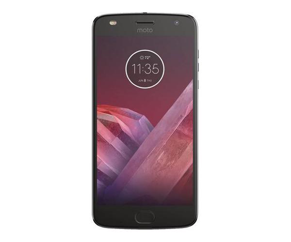 Motorola Moto Z2 Play 4g/64g (grey) (AP3834AC3Y6)