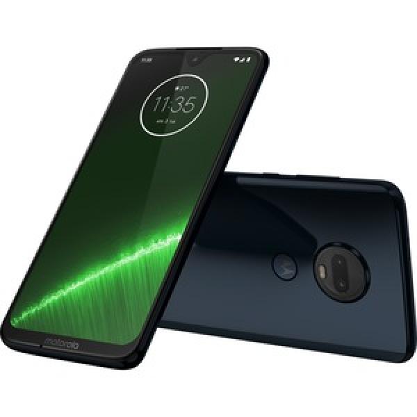 Motorola G7 Plus Indigo (PADU0000AU)
