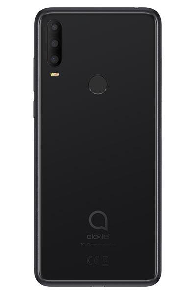 Alcatel Alactel 3x Metallic Black (5058T-BLK)