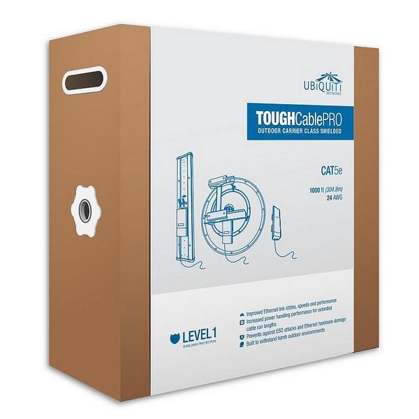 Ubiquiti Tough Cable Pro Lvl 1 305m Cat5e Up To 1000mbps Support (TC-PRO)
