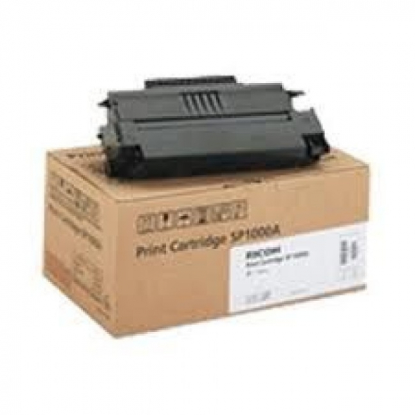 RICOH Black Toner 4000 Page Yield For 413197