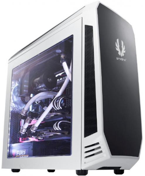 Bitfenix Bitfenix Aegis Case W/display White Colour Matx Case No Psu (ls) (BFC-AEG-300-WKWL1-RP)
