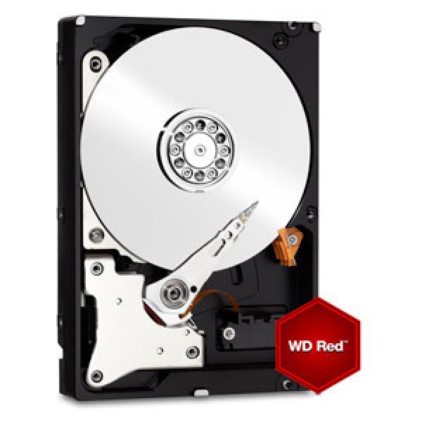 Western Digital Wd Red 4tb Pro Nas 64mb 3.5' 7200rpm Sata3 6gb/s 64mb Cache (ls) (WD4001FFSX)