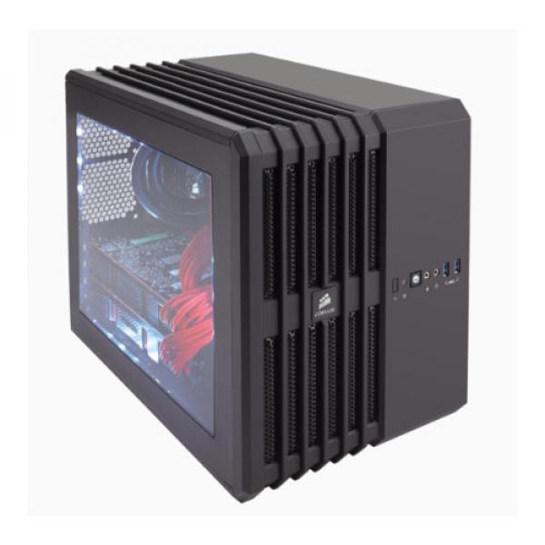 Corsair Air240 Matx Case Black Cube Design W/direct Cooling. 2 Years Warr (CC-9011070-WW)