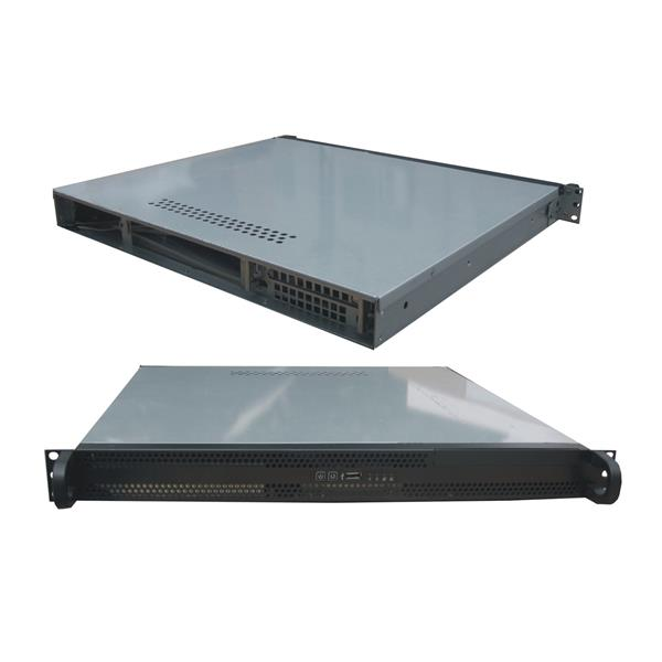 Tgc Rack Mountable Server Chassis 1u 400mm Depth - No Psu (TGC-13400)