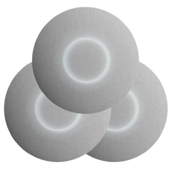 Ubiquiti Unifi Nanohd Skin Casing - Fabric Design - 3-pack (nHD-cover-Fabric-3)
