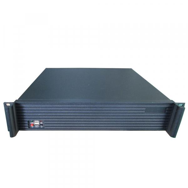 Tgc Rack Mountable Server Chassis 2u With 6 3.5' Bays 400mm Deep (TGC-2400)
