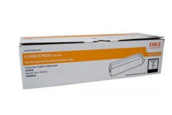 OKI Black Toner - C9300/9500 41963612