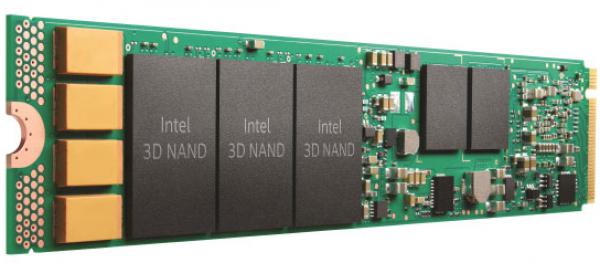 Intel DC P4511 Series 2.0TB SSD M.2 110MM Pcie 3.1 X4 3D2 TlC (SSDPELKX020T801)