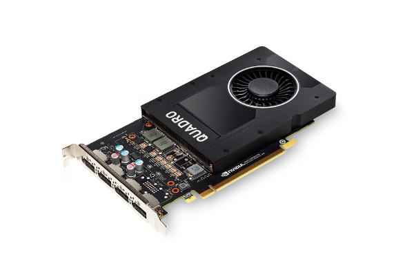 Leadtek Quadro P2000 5GB DDR5 Workstation Graphics Card Pcie (126N9000200)