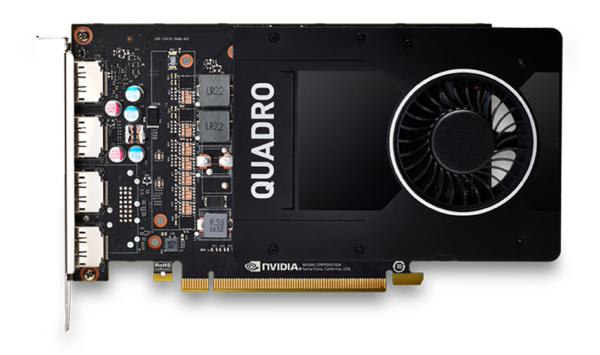 Leadtek Quadro P2200 5GB DDR5 Workstation Graphics Card Pcie (126R8000200)