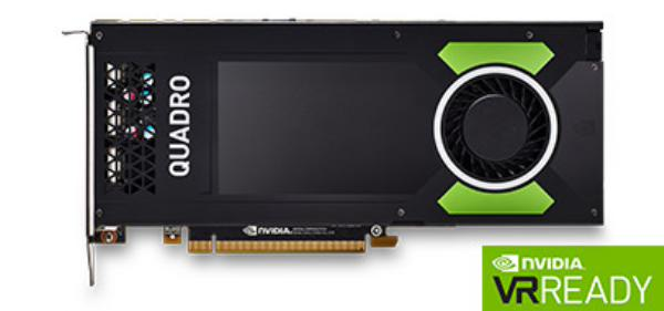 Leadtek Quadro P4000 8GB DDR5 Workstation Graphics Card Pcie Quadro Cards  (126N8000200)
