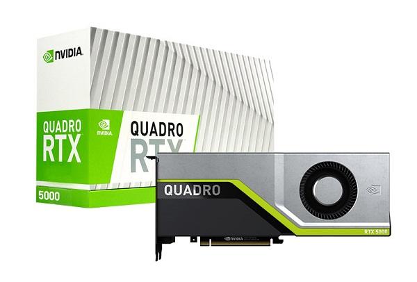 Leadtek Quadro Rtx Nvlink 2-slot RTX5000 (126Q7000200)